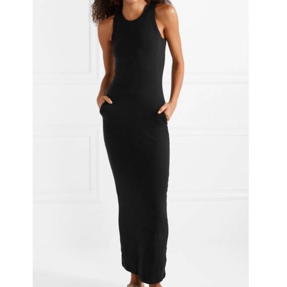 ff1b905b27f James Perse Dresses & Skirts - James Perse Stretch Cotton-Blend Jersey Maxi  Dress